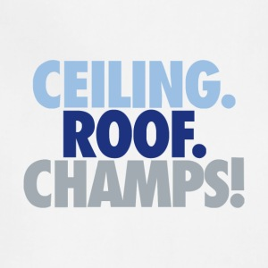 Ceiling roof champs - Adjustable Apron