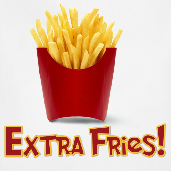Extra Love French Fries Day 5