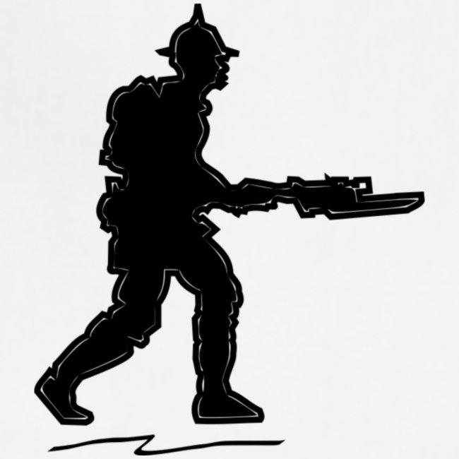 ww1 infantry
