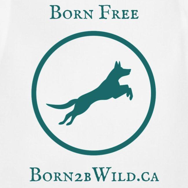 Born 2B Wild Full Logo