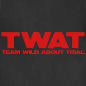 TWAT - Team Wild About Trial - Adjustable Apron