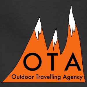 OTA Logo - Adjustable Apron