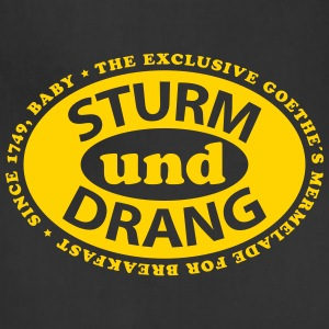 Sturm und Drang - Adjustable Apron