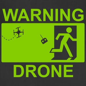 Exit Warning Drone - Adjustable Apron