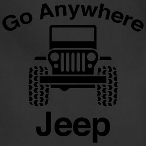 Jeep Go Anywhere - Adjustable Apron