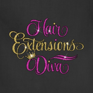 Hair Extensions Diva - Adjustable Apron