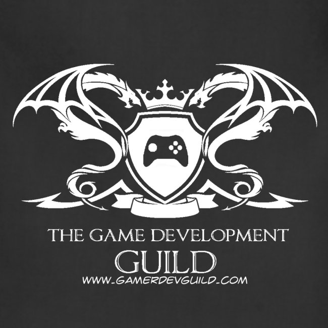 White Game Development Guild Crest