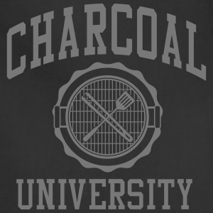 Charcoal University - Adjustable Apron
