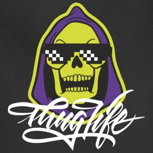 Skeletor Thug Life - Adjustable Apron