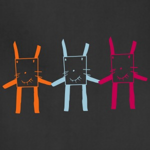 square rabbit brothers - Adjustable Apron