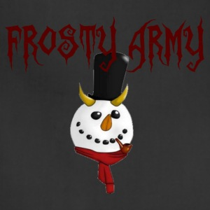 Frosty Stuff - Adjustable Apron