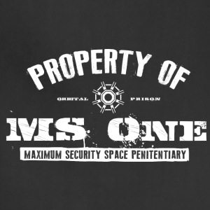 Property of MS One - Adjustable Apron