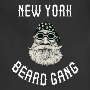 New York Beard Gang - Adjustable Apron