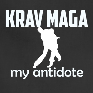 krav_maga design - Adjustable Apron