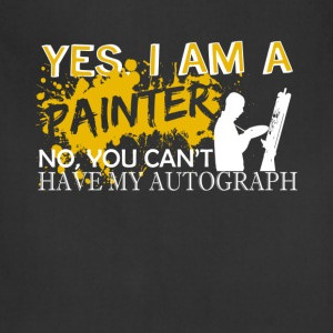 I Am A Painter Shirt - Adjustable Apron