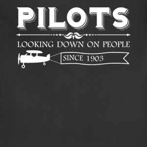 Pilot Shirt - Adjustable Apron