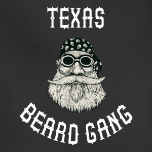 Texas Beard Gang - Adjustable Apron