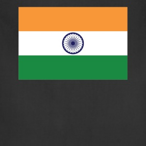 Flag of India Cool Indian Flag - Adjustable Apron
