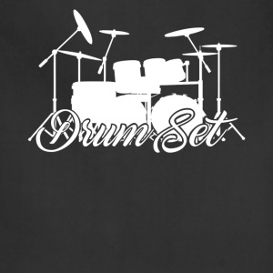 Drum Set Shirts - Adjustable Apron