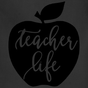 Teacher Life Teaching - Adjustable Apron