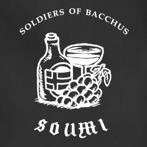 Soldiers of Bacchus - Adjustable Apron