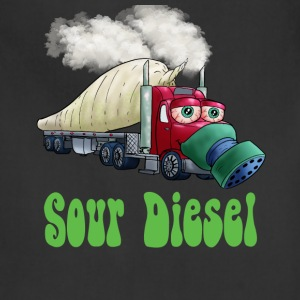 Sour diesel truck - Adjustable Apron