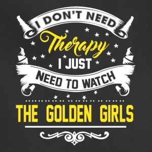 Watch The Golden Girls - Adjustable Apron
