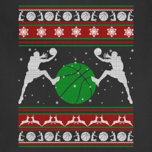 Coach Basketball Christmas Shirt - Adjustable Apron