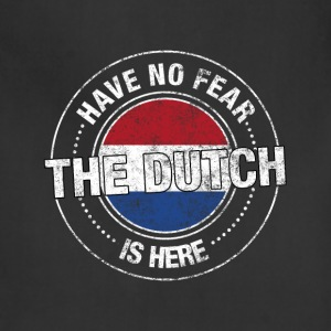 Have No Fear The Dutch Is Here - Adjustable Apron