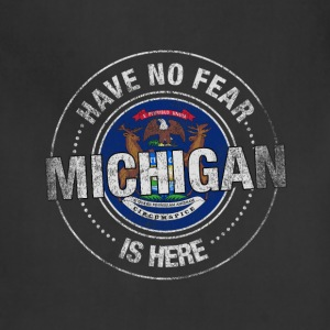 Have No Fear Michigan Is Here - Adjustable Apron