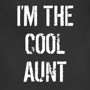 I'm The Cool Aunt - Adjustable Apron