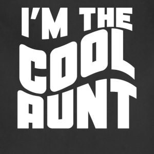 Retro I'm The Cool Aunt Funny - Adjustable Apron