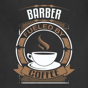 Barber Fueled By Coffee - Adjustable Apron