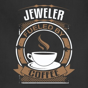 Jeweler Fueled By Coffee - Adjustable Apron