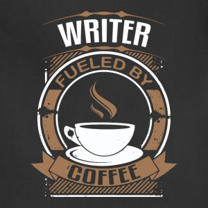 Writer Fueled By Coffee - Adjustable Apron