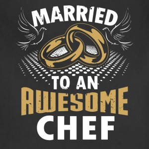 Married To An Awesome Chef - Adjustable Apron