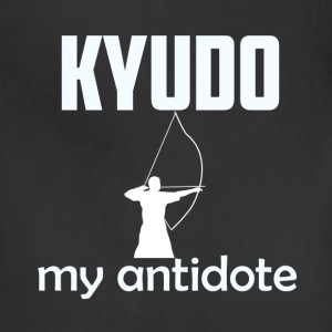 Kyudo design - Adjustable Apron