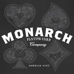 Monarch Playing Cards - Adjustable Apron