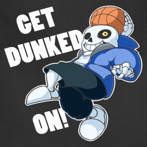 Undertale Sans Dunked - Adjustable Apron