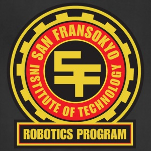 San Fransokyo Robotics Program - Adjustable Apron