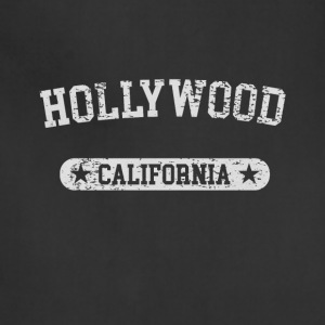 Hollywood California - Adjustable Apron