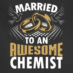Married To An Awesome Chemist - Adjustable Apron