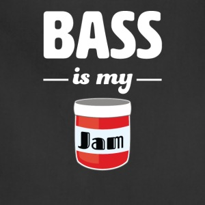Bass is my Jam - Adjustable Apron