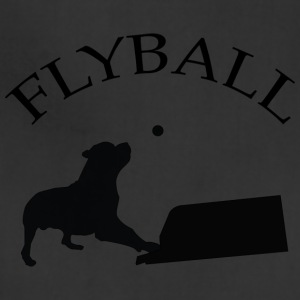 Flyball Box - Adjustable Apron