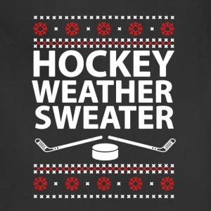 Hockey Weather Sweater - Adjustable Apron