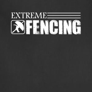 Extreme Fencing Shirt - Adjustable Apron