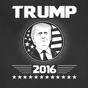 Trump 2016 president - Adjustable Apron