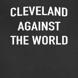 Cleveland Against The World T-Shirt - Adjustable Apron