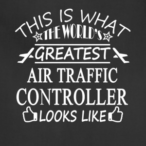 Air Traffic Controller Tee Shirts - Adjustable Apron