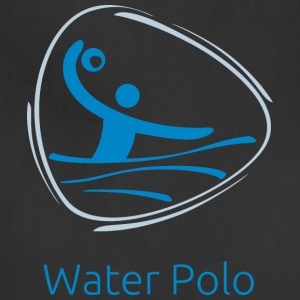Water_polo_blue - Adjustable Apron